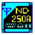 日精ND250A电台写频软件 V1.0.7.4 英文绿色版