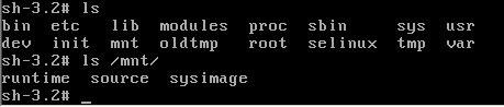 Linux密码找回方法