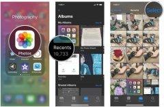 安全起见!苹果手机隐藏照片和视频的方法