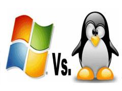 Linux和Windows的区别是什么?